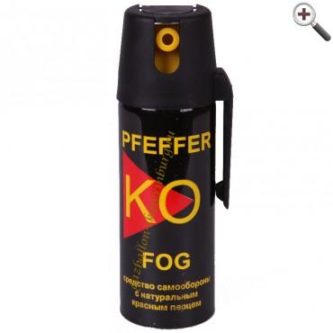 Газовый баллончик PFEFFER KO FOG 50 мл.